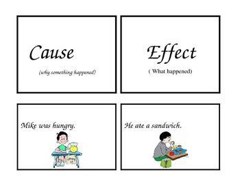 Cause Effect Essay Key Words